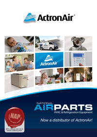 ActronAir Product Catalogue